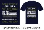 some people call me a veteran... | Shutterstock .eps vector #1959503545