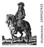portrait of charles ii  king of ... | Shutterstock . vector #1959537925