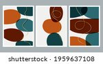 modern abstract painting.... | Shutterstock .eps vector #1959637108