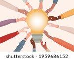 agreement or affair between a... | Shutterstock .eps vector #1959686152