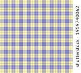 easter tartan plaid. scottish...   Shutterstock .eps vector #1959740062