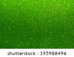 Green Shiny Background