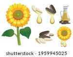 extraction of oil from...   Shutterstock .eps vector #1959945025