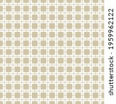 golden vector geometric... | Shutterstock .eps vector #1959962122