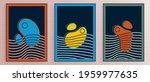 modern set of geometric... | Shutterstock .eps vector #1959977635