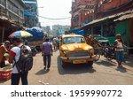 New Market  Kolkata  03 27 2021 ...
