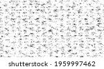 abstract vector noise. small... | Shutterstock .eps vector #1959997462