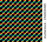 abstract seamless pattern...   Shutterstock . vector #1960034485