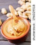 peanut butter | Shutterstock . vector #196029518