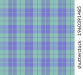 easter tartan plaid. scottish...   Shutterstock .eps vector #1960391485