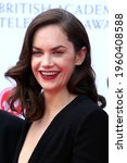 Small photo of London, United Kingdom - May 12, 2019: Ruth Wilson attends the Virgin Media British Academy Television Awards 2019 at The Royal Festival Hall in London, England.