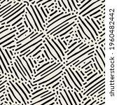 seamless geometric pattern.... | Shutterstock .eps vector #1960482442