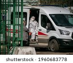 Russia Moscow 2020.paramedic...