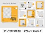 social media template banner...   Shutterstock .eps vector #1960716085