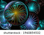 Digital Computer Fractal Art....