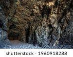 Cave On The Beach Caleta Negra...