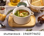 Classic Chicken Vegetable Soup...