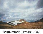 Sunny Mountain Desert Relief...
