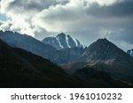 Atmospheric Mountain Landscape...