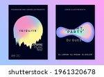 music fest set. fluid...   Shutterstock .eps vector #1961320678