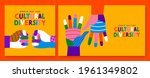 world day for cultural... | Shutterstock .eps vector #1961349802