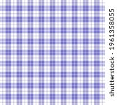 easter tartan plaid. scottish...   Shutterstock .eps vector #1961358055