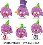 cartoon character of purple...   Shutterstock .eps vector #1961613565