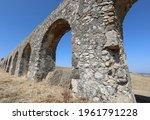 Ancient Roman Aqueduct That...