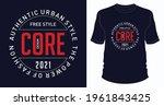 design vector typography core...   Shutterstock .eps vector #1961843425