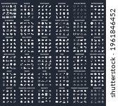 576 modern thin line icons....   Shutterstock .eps vector #1961846452