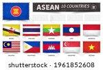 asean . association of...   Shutterstock .eps vector #1961852608
