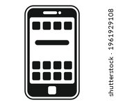 smartphone software icon....