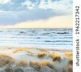 Baltic Sea Shore  Desert  Beach ...