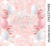 happy birthday illustration....   Shutterstock .eps vector #1962374488