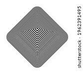 abstract geometric op art...   Shutterstock .eps vector #1962391495