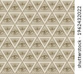 seamless pattern with all... | Shutterstock .eps vector #1962432022