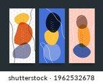 vector set packaging templates... | Shutterstock .eps vector #1962532678