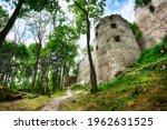 Ruins Of Castle Dobra Voda  ...