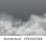 white fog or clouds on... | Shutterstock .eps vector #1962632368