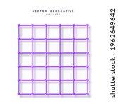 3d render primitive. abstract... | Shutterstock .eps vector #1962649642