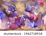 abstract  marble texture...   Shutterstock . vector #1962718918