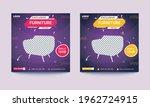 exclusive furniture modern post ... | Shutterstock .eps vector #1962724915
