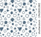 abstract seamless pattern with... | Shutterstock .eps vector #1962831382