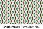 arabic pattern background. ... | Shutterstock .eps vector #1963004788