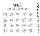 premium pack of space line...