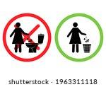 Do Not Litter In The Toilet....