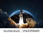 Spaceship Launch Into Deep...
