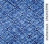 indigo seamless pattern....   Shutterstock .eps vector #1963415998