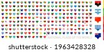 all national flags of the world ... | Shutterstock .eps vector #1963428328