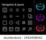 navigation and layout modern...